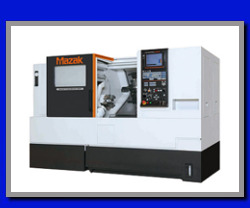 Mazak QUICK TURN SMART 200 CNC eszterga